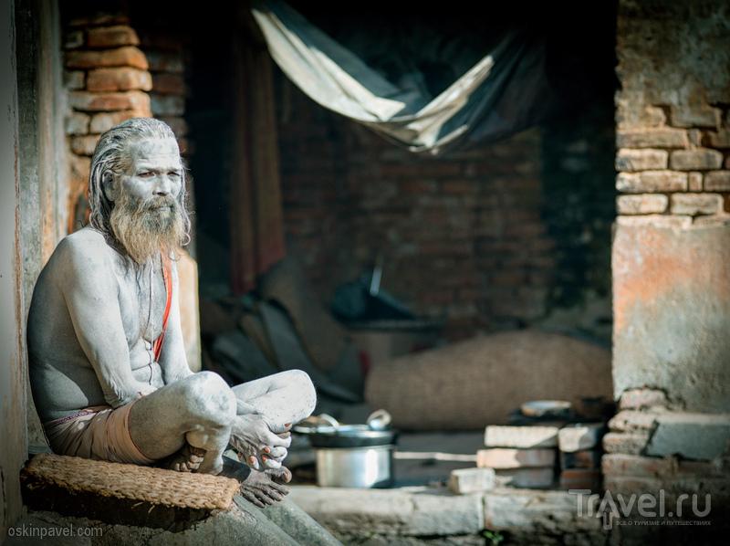 Храмовый комплекс Пашупатинатх / Фото из Непала