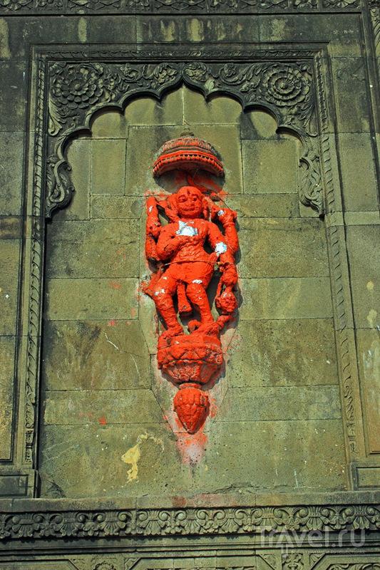 Индия. Махешвар. Форт и гхаты / Фото из Индии
