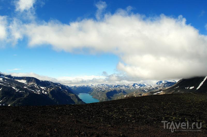 Озеро Гъендине, Норвегия / Фото из Норвегии