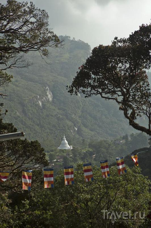 Небесное паломничество / Шри-Ланка