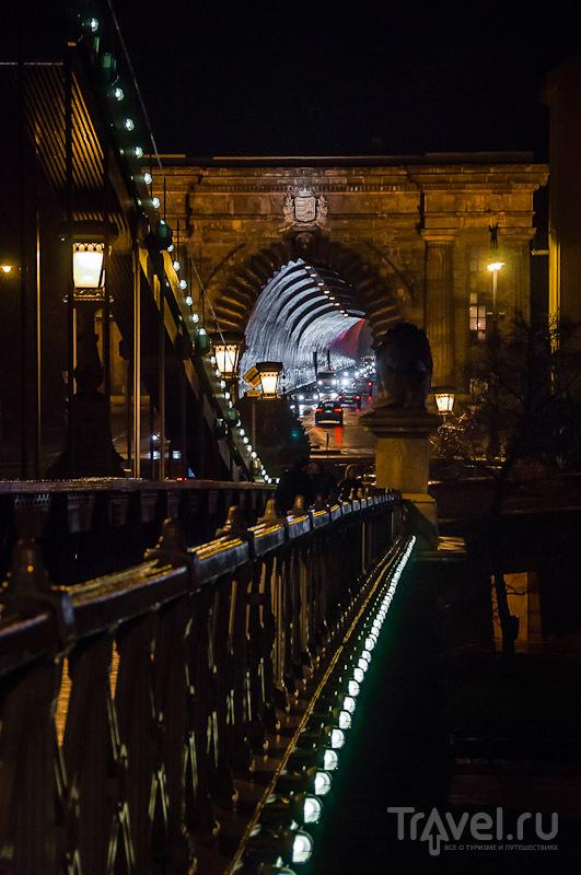 Будайский тоннель в Будапеште, Венгрия / Фото из Венгрии