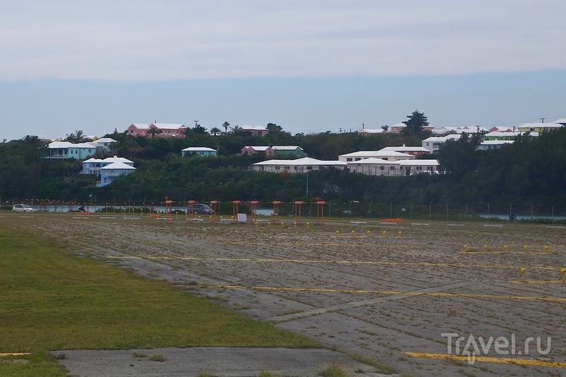 Аэропорт Бермуда Уэйд (Bermuda L. F. Wade International Airport) / Фото с Бермудских островов