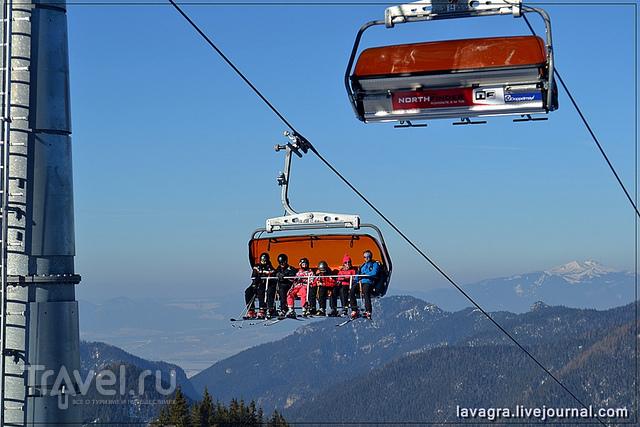 На горонолыжном курорте Ясна в Словакии / Фото из Словакии