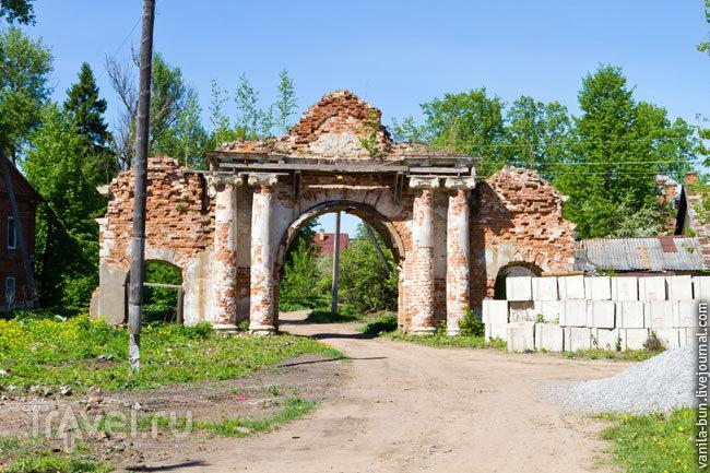 Прогулка по городу Калязин / Россия