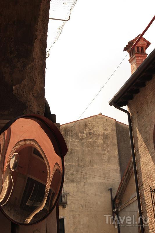 Впадение в Падую / Италия