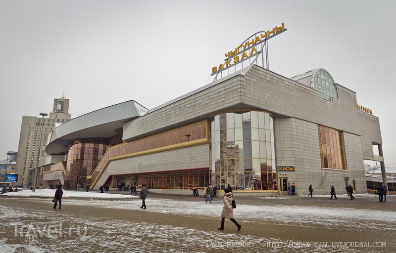 Минск / Фото из Белоруссии