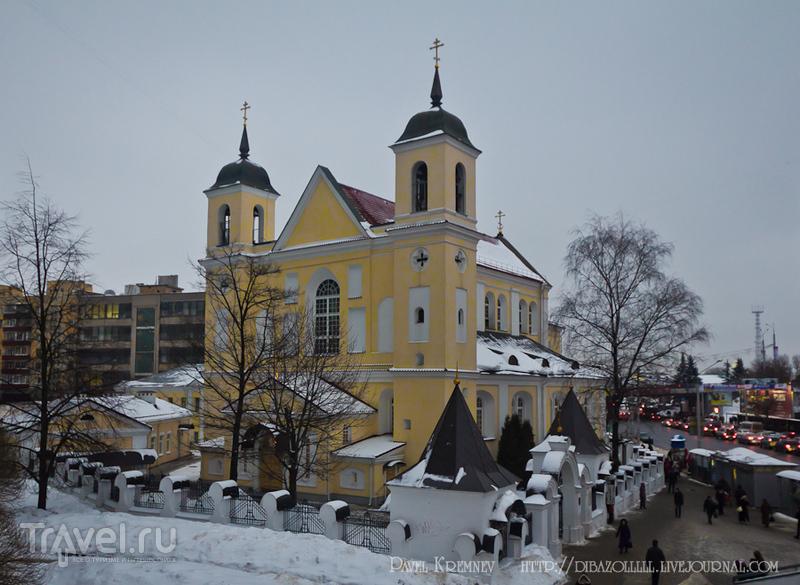 Екатерининская церковь в Минске, Белоруссия / Фото из Белоруссии