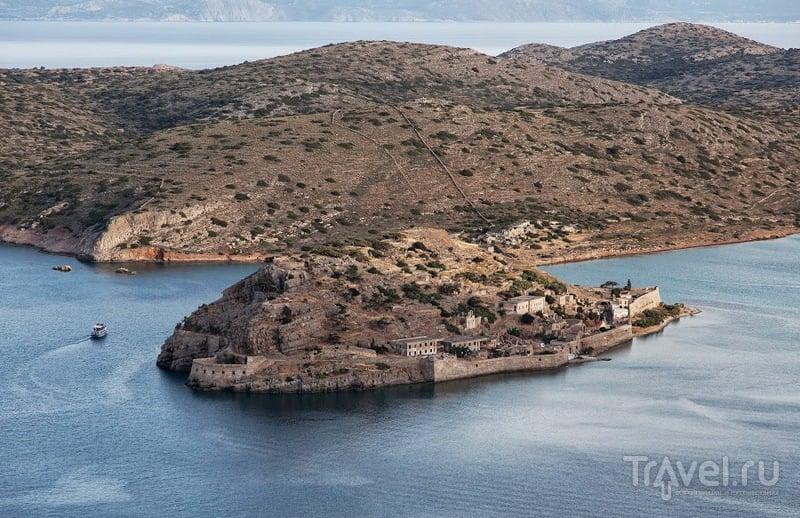 Остров Спиналонга, Греция / Фото из Греции