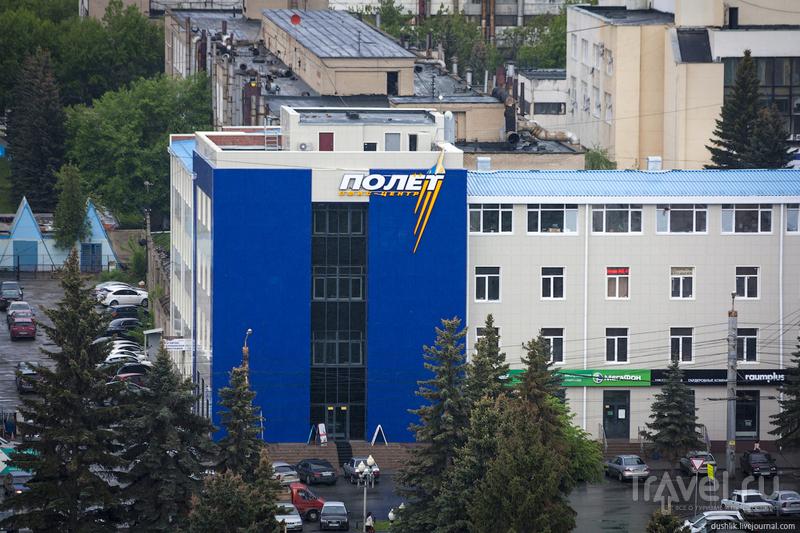 """Офис-центр """"Полёт"""" в Челябинске, Россия / Фото из России"""