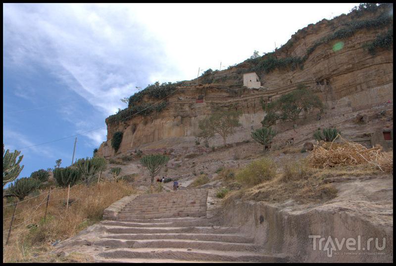 Монастырь Дебре-Дамо, Эфиопия / Фото из Эфиопии