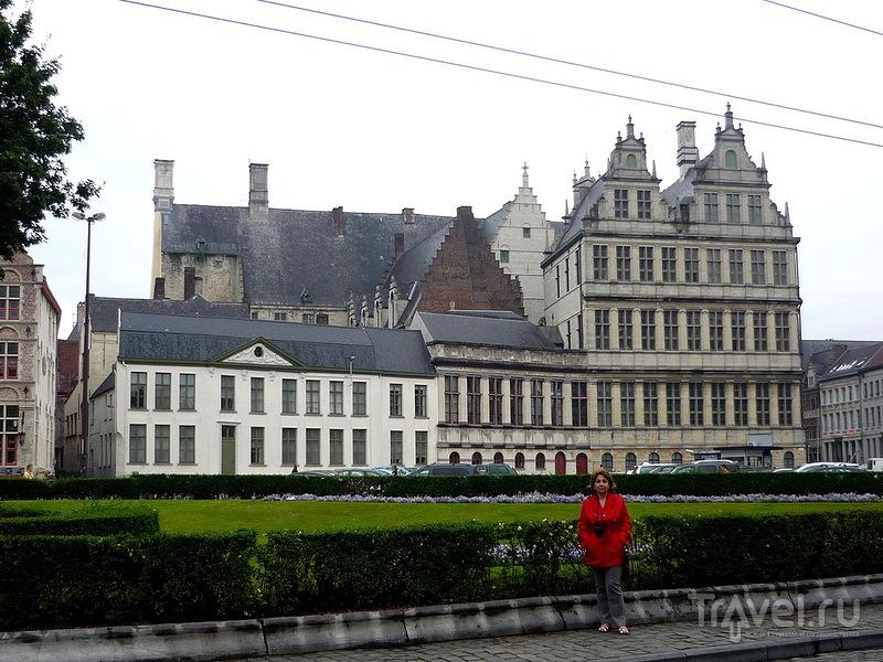 Ратуша в Генте, Бельгия / Фото из Бельгии