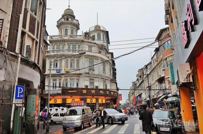 В городе Сямэнь, Китай / Фото из Китая