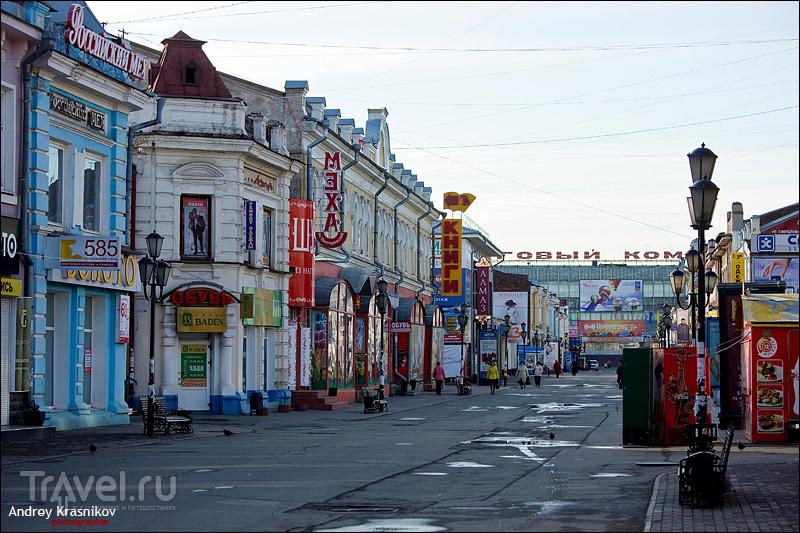 В Иркутске, Россия / Фото из России