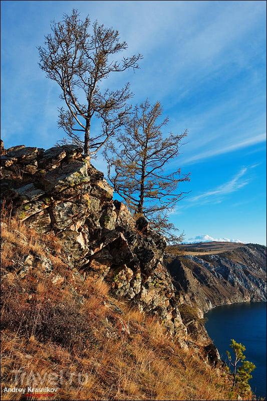 Пешая прогулка по Ольхону. Байкал / Фото из России