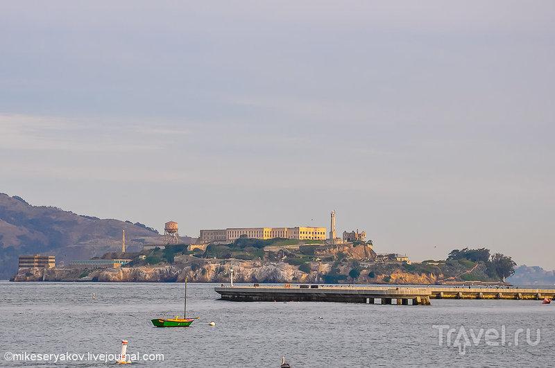 Гайд стрит Пир (Hyde Streer Pier) в Сан-Франциско, США / Фото из США