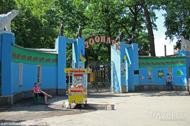 Зоопарк в Харькове, Украина / Фото с Украины