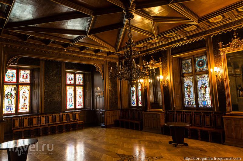 Самые красивые витражи в Риге / Фото из Латвии