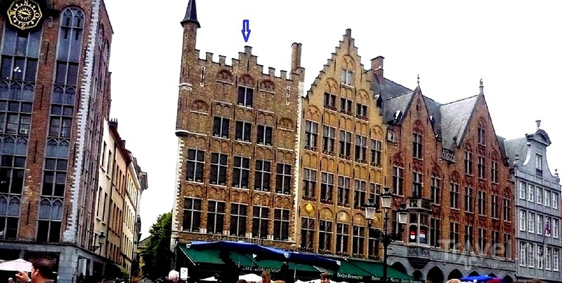 Каменное кружево Брюгге / Бельгия