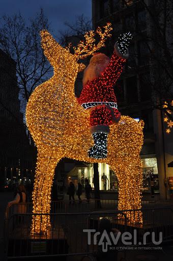 Рождество и Новый год 2013 в Берлине / Германия