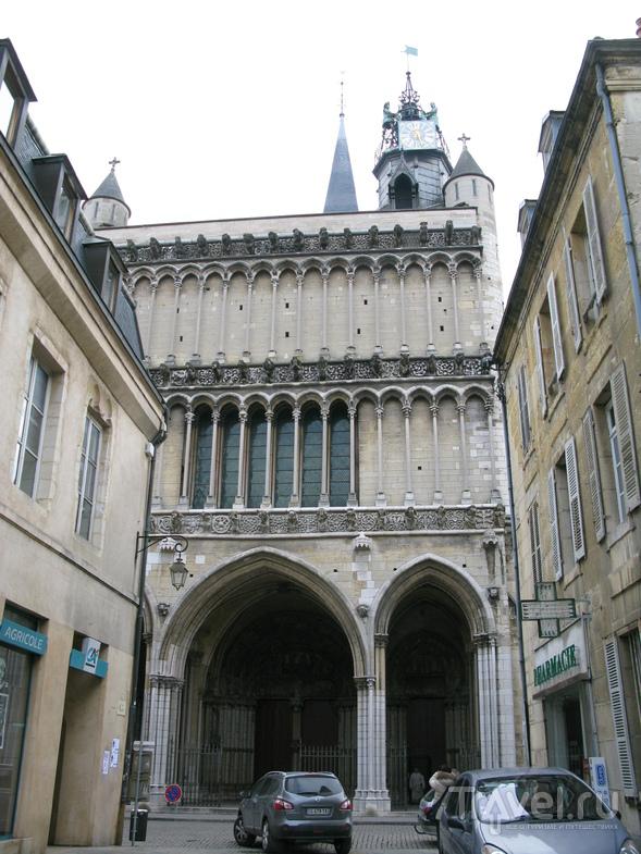 Немного о Дижоне / Франция