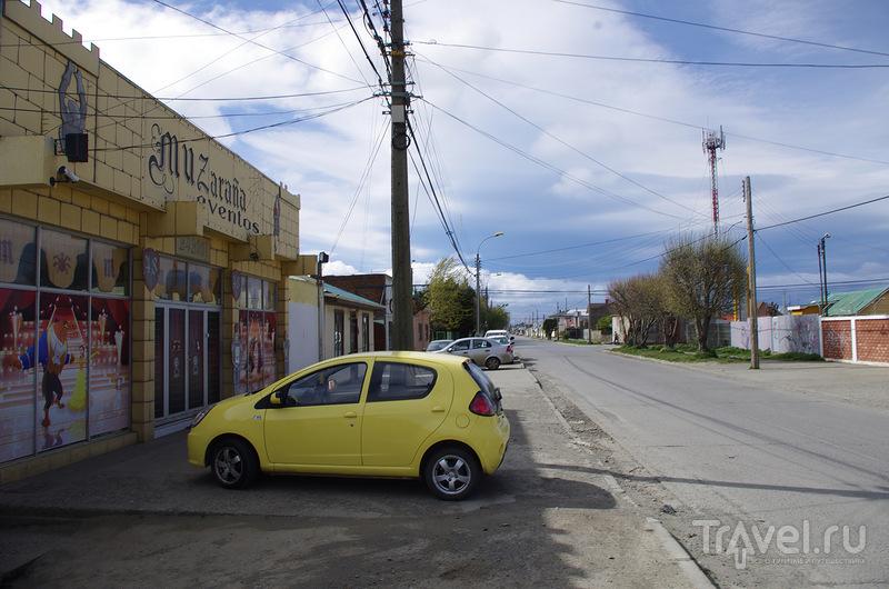 Дорога в Чили / ОАЭ