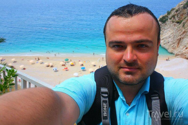 Капуташ - лучший пляж Турции! / Турция
