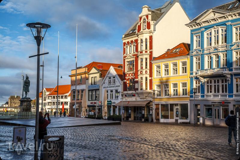 Берген / Фото из Норвегии