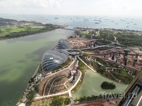 Сингапур и остров Сентоса / Сингапур