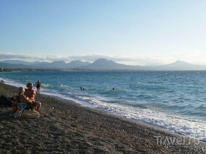 Осеннее путешествиe. Лутраки / Греция