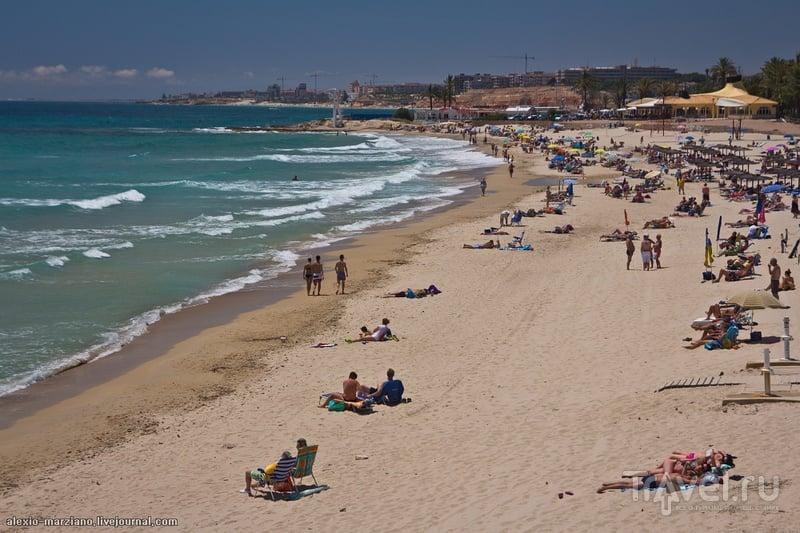 Испания. Пляжи Ориуэла-Коста / Испания
