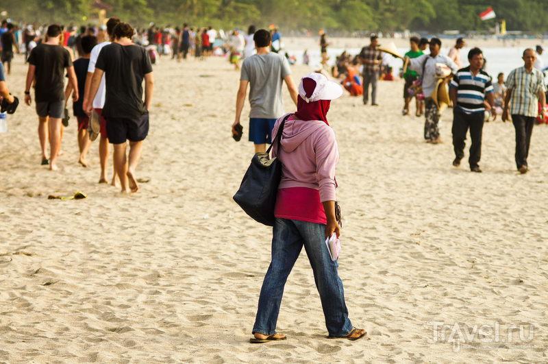 Бали. Пляж Кута. Рай на Земле или туристическая помойка / Индонезия