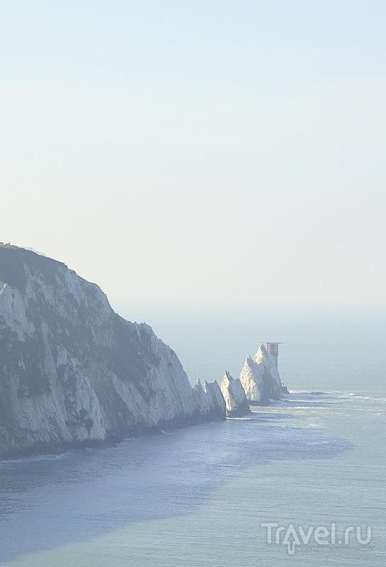 Острова Уайт за один день / Великобритания