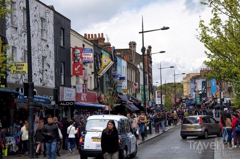 Есть такое место. Camden Town / Фото из Великобритании