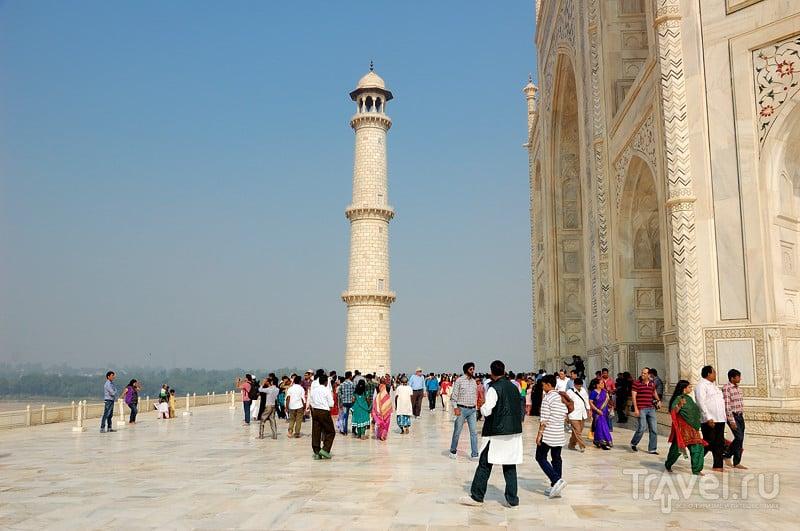 Тадж-Махал - мое последнее чудо света / Фото из Индии