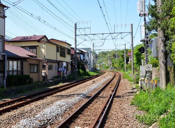 Провинция Канагава. Японские дороги / Япония