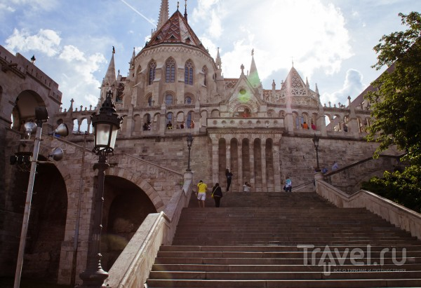 Будапешт, повод оставить сердце Дунаю / Венгрия