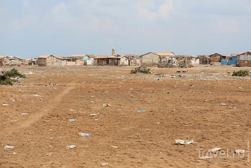 В городе Сайла, Сомали / Фото из Сомали