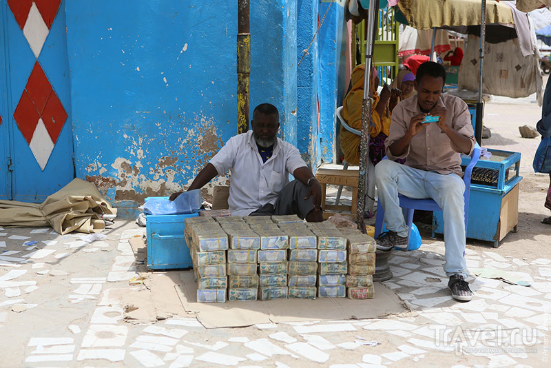 В городе Харгейса, Сомали / Фото из Сомали