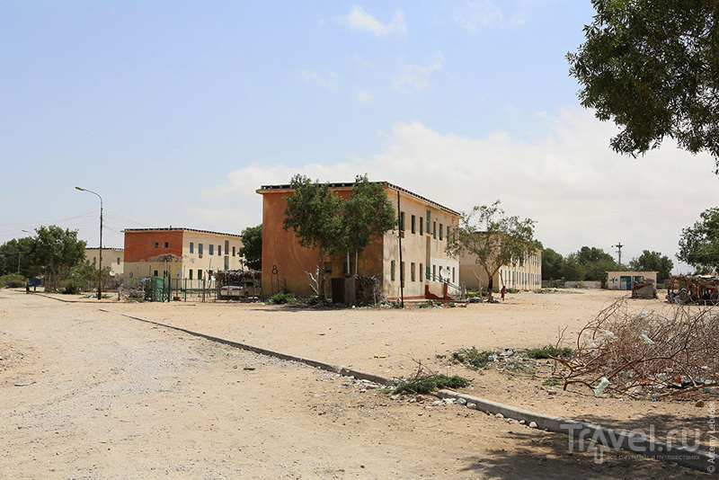 В городе Бербера, Сомали / Фото из Сомали