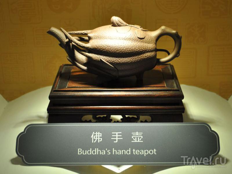 Чайник Будды / Фото из Китая