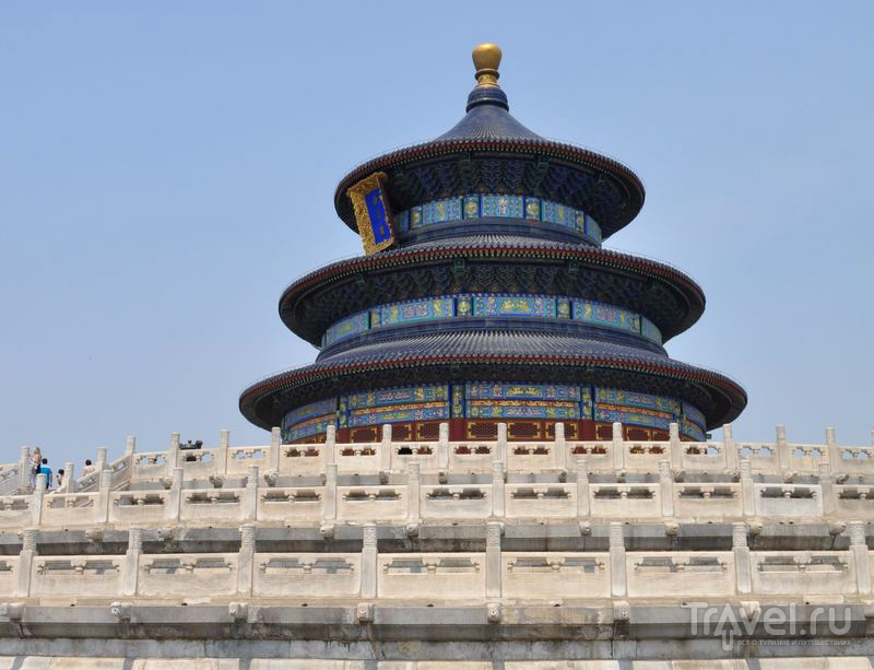 Храм Неба в Пекине, Китай / Фото из Китая