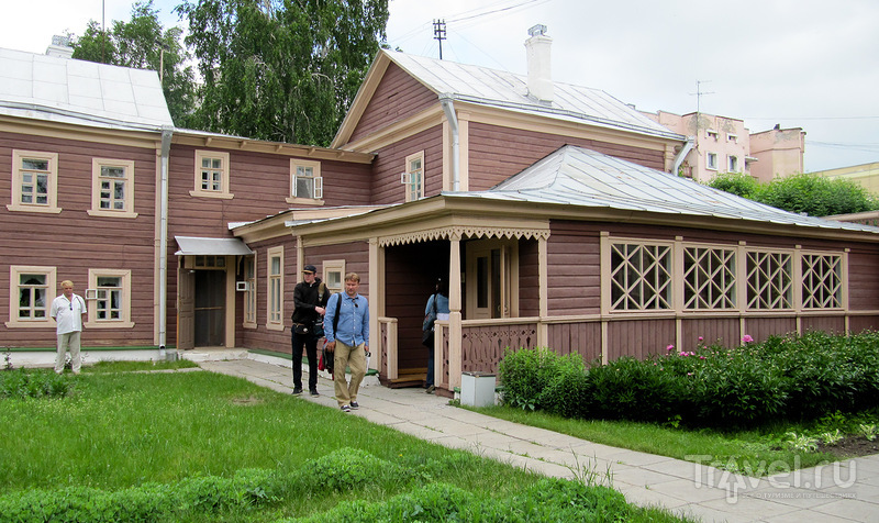 Рязань. Дом Павлова / Россия