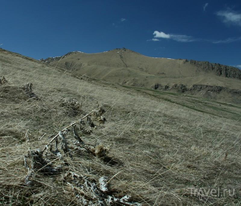 Казбек: место силы / Грузия