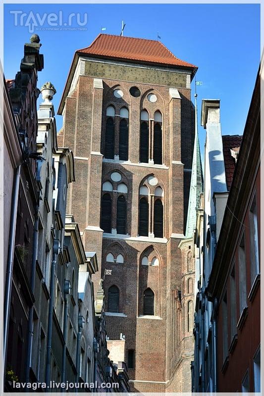 Костёл Святой Марии, Польша / Фото из Польши