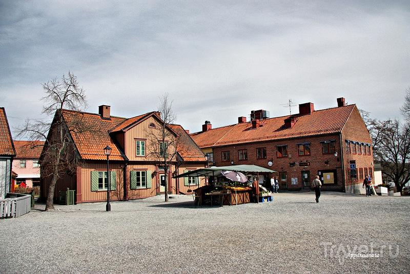 Сигтуна - городок в табакерке / Фото из Швеции
