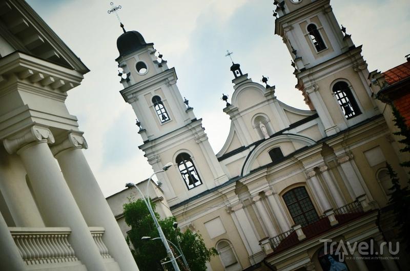 В Минске, Белоруссия / Фото из Белоруссии
