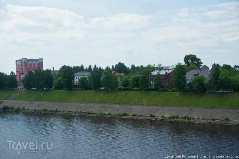 В городе Кимры, Россия / Фото из России