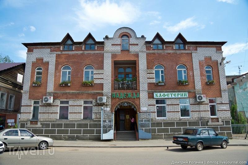 Кимры. Старый центр / Фото из России