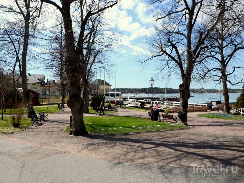 Прибрежная часть Нантали, Финляндия / Фото из Финляндии
