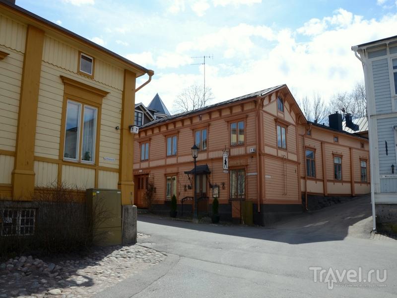 Нантали - классический скандинавский курортный городок, Финляндия / Фото из Финляндии